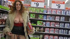 Nackt in der Öffentlichkeit und Ficken in der Öffentlichkeit