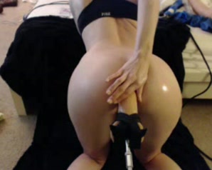 anal sex maschine